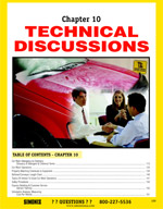Technical Discussions Brochure