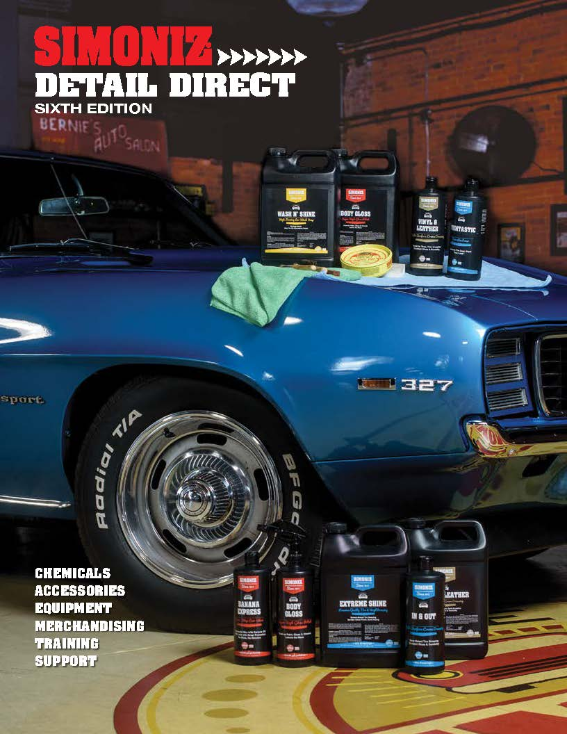 Car Detail Shop >> Car Detailing Products Simoniz
